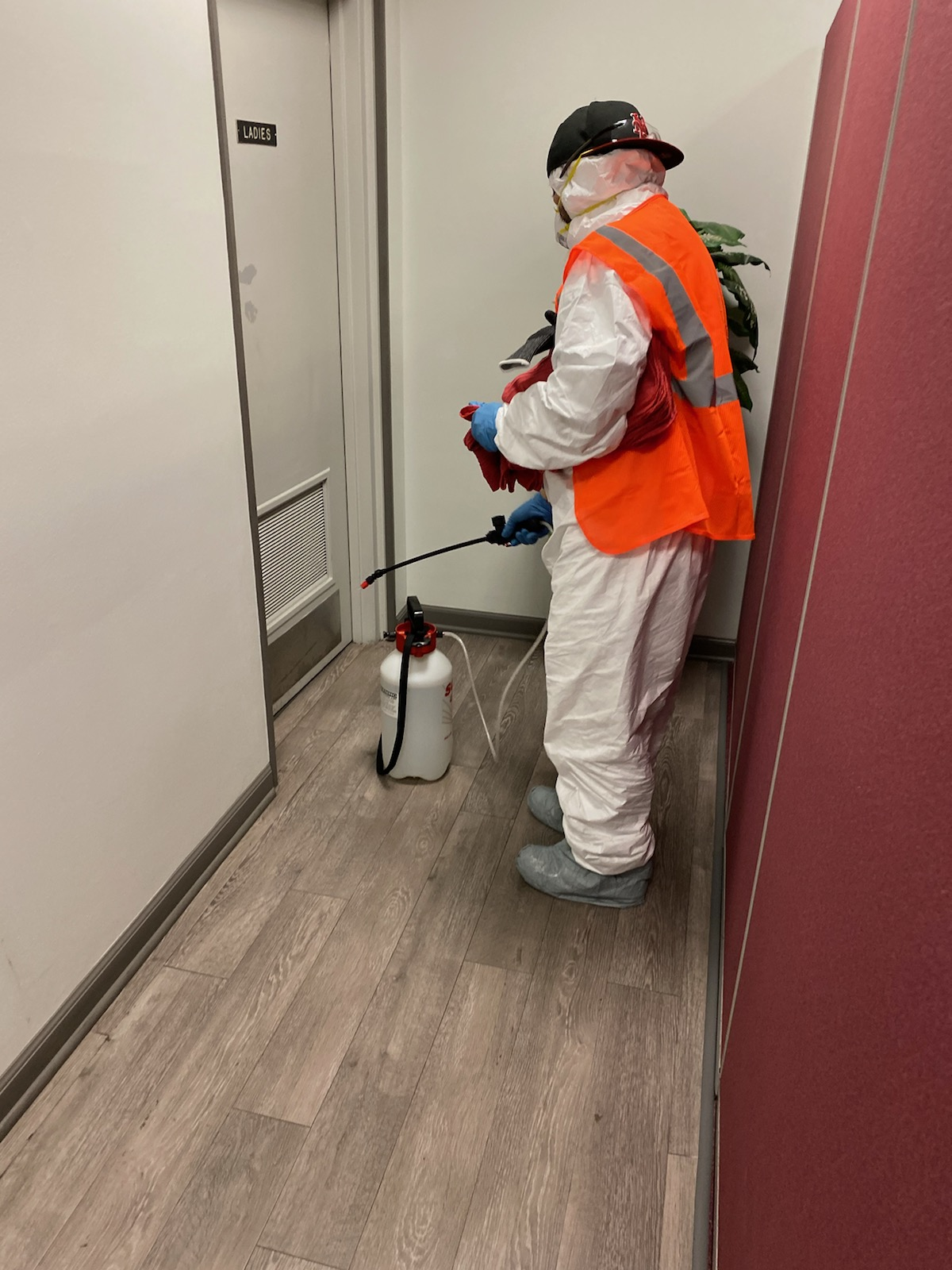Disinfecting Service